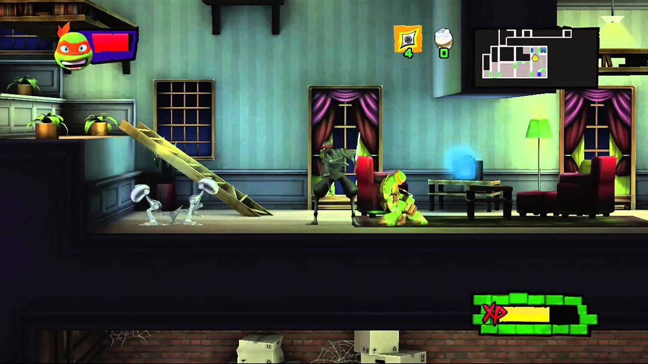 Analisis de TMNT:Danger of the Ooze - MeriStation Consolas - Foro ...