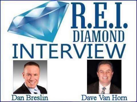 R.E.I. Diamonds # 19 with Dave Van Horn