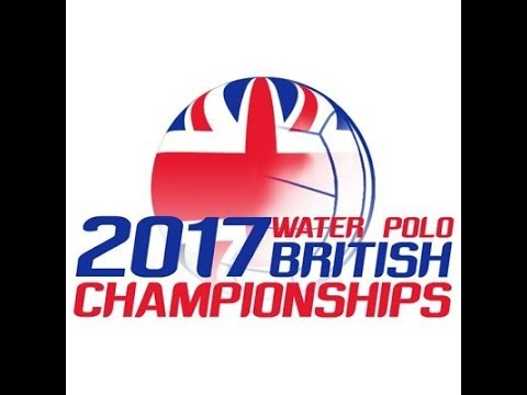 Water Polo British Championships 2017 Women 3rd/4th playoff