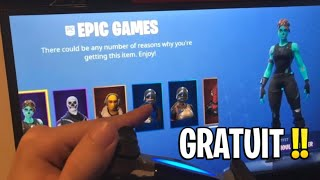 'NEW GLITCH' HAVE ALL SKIN SAISON 10 FREE ON FORTNITE GLITCH SKIN