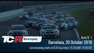 2018 Barcelona, TCR Europe Round 13