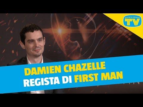 Damien Chazelle, director of First Man