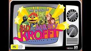 Sid And Marty Krofft Show Intros Montage