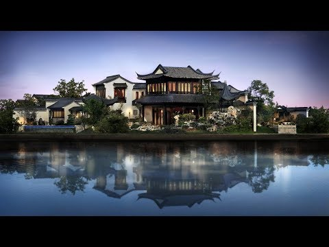 THIS LUXURY HOME WILL BLOW YOUR MIND! Great Wall of China, Beijing | Sorelle Amore