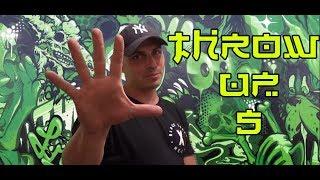 Делаем свой граффити шрифт - Урок 5 Дополнительные эффекты для флопа, придаем динамику рисунку.
