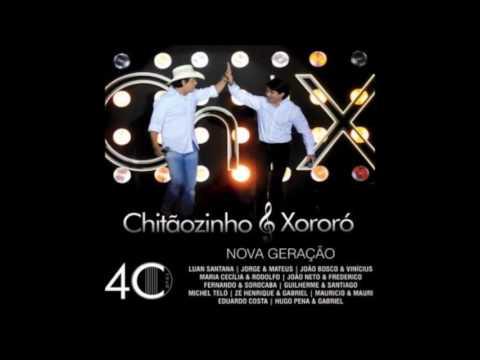 Chitãozinho e Xororó - Pura Emocão Part. Fernando e Sorocaba (Audio)