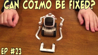 Can Cozmo Be Fixed? | Episode #23 | #cozmoments