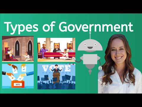 What are Types of Government?