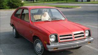 1977 Chevette Sunday Drive