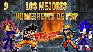 Los mejores homebrews de PSP | Parte 9 | luigi2498 | HD