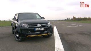Dodge RAM vs. VW Amarok - Duell der Power PickUps