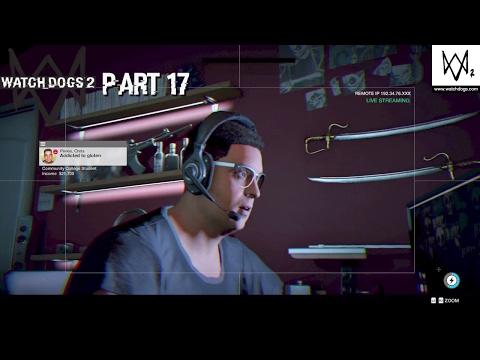 Watch Dogs 2 Playthrough (Part 17) - Bad Publicity/Haum Intruder