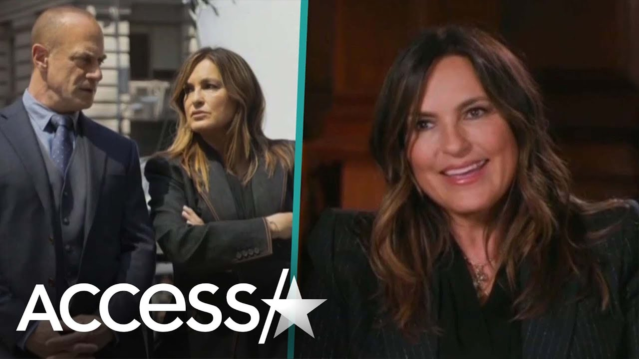 Mariska Hargitay Teases Her & Christopher Meloni's 'Law & Order' Reunion Will Be 'Epic' (Exclusive)