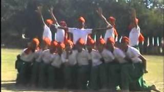 CHOREOGRAPHY ON PATRIOTIC SONG BY JIGNASU PANDYA VADODARA