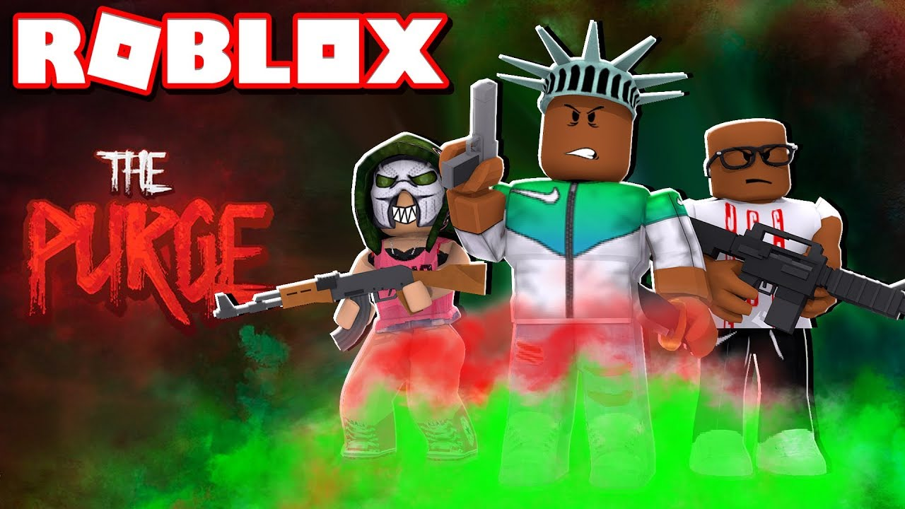 2 Player Purge In Roblox