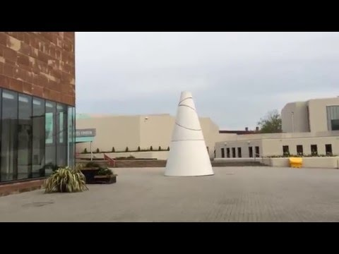 Walking tour around Warwick University - Spring 2016