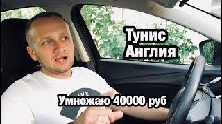 Ставка 40000 рублей и прогноз на матч Тунис - Англия.