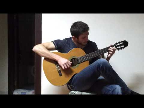 Easy Flamenco Guitar Song