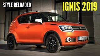 Maruti Suzuki Ignis Facelift 2019 - Upcoming Hatchback Cars In India 2019