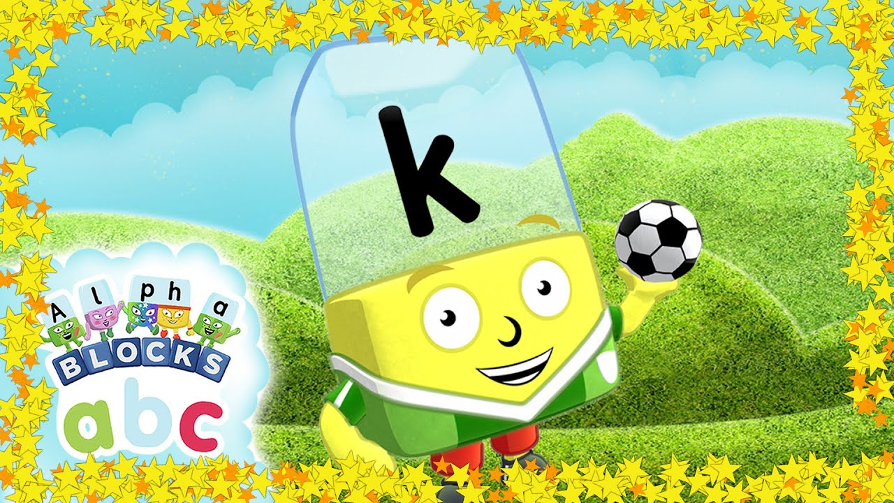 Phonics - Learn to Read | The Letter 'K'