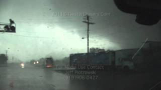 Devastating EF5 Joplin Tornado and Aftermath May 22, 2011