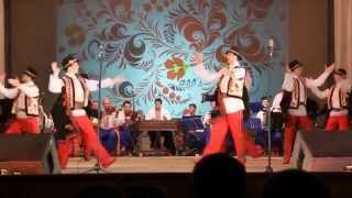 Holubka. Ukrainian National academic folk chorus named after H.Veryovka