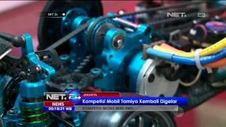 Kemeriahan Kompetisi Mobil Tamiya di Jakarta - NET24