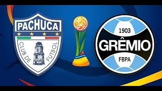 Gremio vs Pachuca | Semifinal | Mundial Clubes FIFA 2017 - Simulador Fifa 18