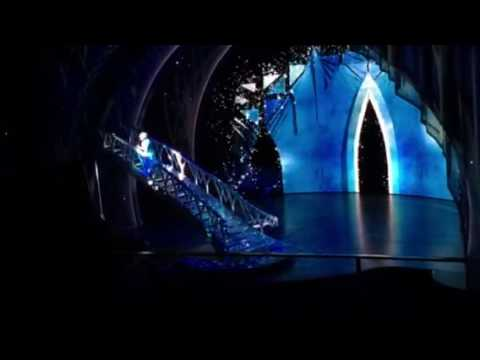 Frozen at Hyperion theater