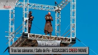 Assassin's Creed Movie   2016   Salto de Fe - Behind The Scenes (ES)