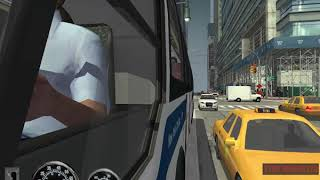 City Bus Simulator 2010 Gameplay M42 Crosstown Bus