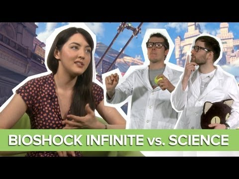 BioShock Infinite vs. Quantum Mechanics: The Real Science of BioShock Infinite (SPOILERS)