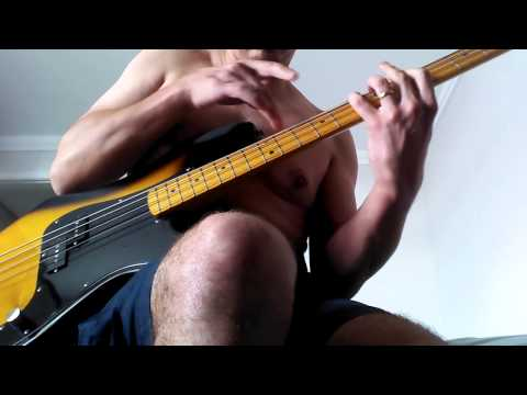 Fender precision CIJ 99/02