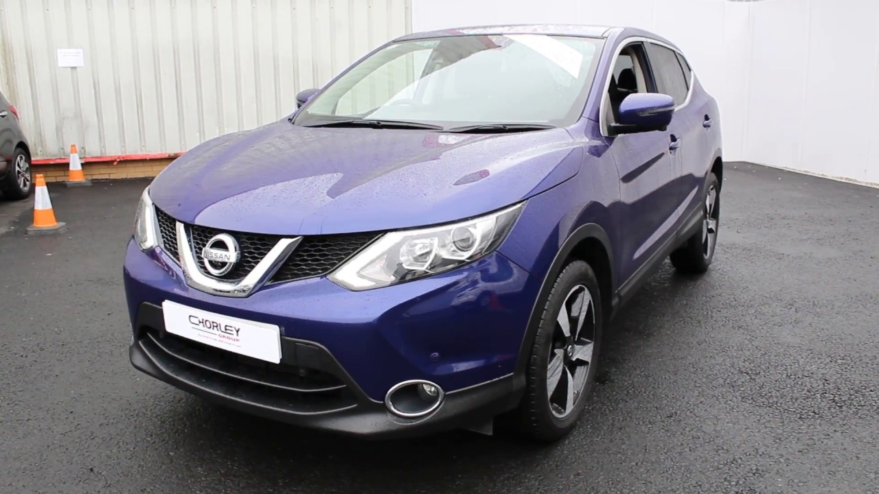 nissan qashqai 1 2 petrol n connecta yhg youtube. Black Bedroom Furniture Sets. Home Design Ideas