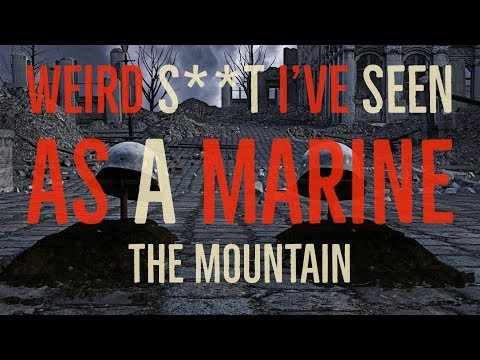 ''Weird Stuff I've Seen as a Marine: PARTS 1 & 2'' | NOSLEEP NEW STORY