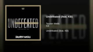 tauren wells feat kb「nightcore」undefeated