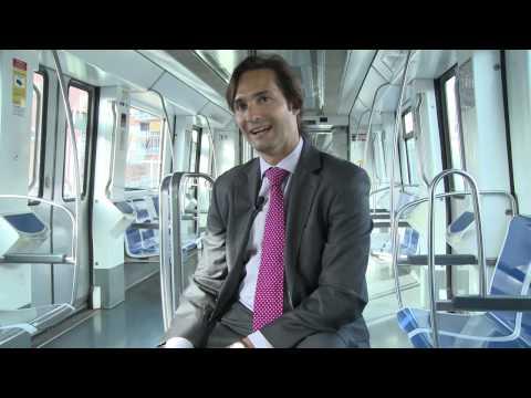 Marc Grau, 100 dies després d'incorporar-se com a director de Metro