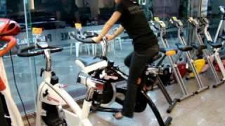 Performance x-bike 70700獨角獸競賽車 使用影片