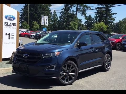 Ford Edge Sport Canadian Touring Ecoboost Awd Reviewisland Ford