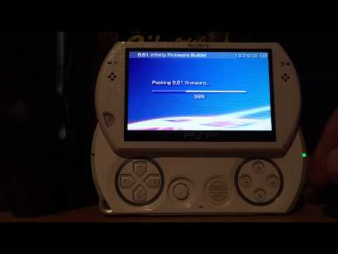 Tutorial: Installing Infinity - 6.61 Permanent Patch for LME & PRO CFW