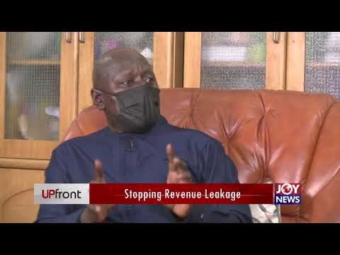 Stopping Revenue Leakage - Upfront on JoyNews (15-4-21)