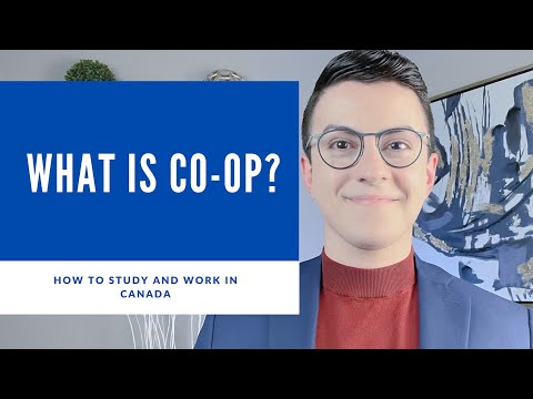 What is Co-op? Study and Work in Canada