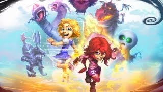CGR Undertow - GIANA SISTERS: TWISTED DREAMS review for Xbox 360
