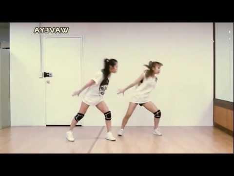 ▶ [ MIRRORED] Waveya Ari & MiU - Dance Cover - EXO - Growl