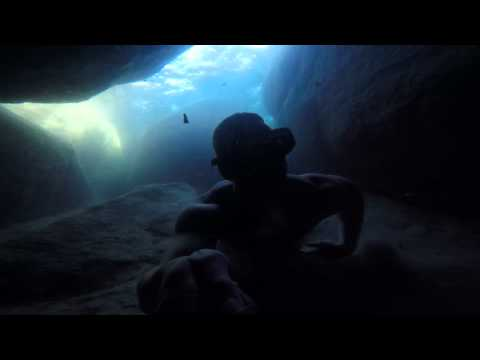 Lake Tahoe Cave Diving 2015