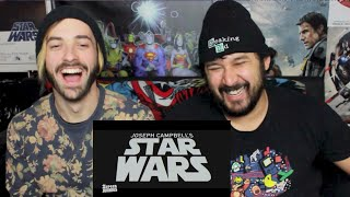Honest Trailers - STAR WARS REACTION & DISCUSSION!!!