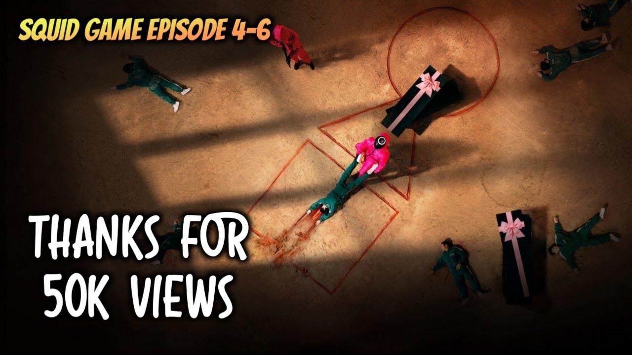 Download Squid Game English Dub Season 1 Episode 4-6   Movie Recap