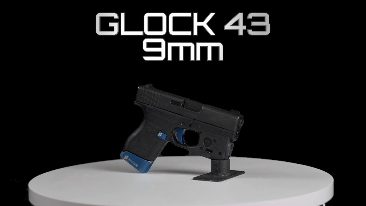 Glock 43, Disassembly/Reassembly