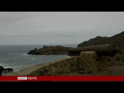 St. Helena Island Documentary from BBC