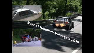Crash and Action Hillclimb Verzegnis 2019